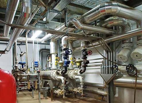 Impianto di refrigerazione 05